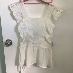 Twine & String top